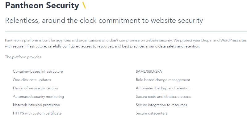wordpress security host